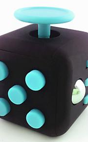 Fidget-legetøj til skrivebordet Fidget-kube Stresslindrende legetøj Nyhed Stress og angst relief 1pcs Børne Voksne Drenge Gave