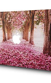 MacBook Etuis Arbre / Fleur Polycarbonate pour MacBook Pro 13 pouces / MacBook Pro 15 pouces / MacBook Air 13 pouces