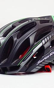 Шлем Мотоциклетный шлем Велоспорт 36 Вентиляционные клапаны Легкий вес С возможностью регулировки Велосипедный спорт
