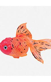Aquarium Decoration Artificial Fish Luminous Silicone