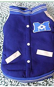 Koira College Koiran vaatteet Rento/arki Tukeva Sininen