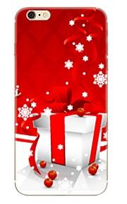 케이스 제품 Apple iPhone X iPhone 8 iPhone 8 Plus 패턴 뒷면 커버 크리스마스 소프트 TPU 용 iPhone X iPhone 8 Plus iPhone 8 아이폰 7 플러스 아이폰 (7) iPhone 6s Plus