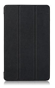 pu lær mote tilfelle til huawei mediapad t3 7,0 bg2-w09 smart deksel stativ funda tablett for ære play pad 2 7,0