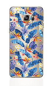 Кейс для Назначение SSamsung Galaxy S8 Plus S8 С узором Задняя крышка дерево Цветы Мягкий TPU для S8 S8 Plus S7 edge S7 S6 edge plus S6