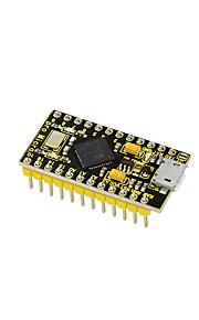 Keyestudio PRO MICRO ATmega32U4 3.3V/8MHz Development Board with 2 Row pin Header For Leonardo for Arduino