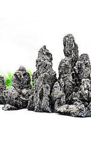 Aquarium Decoration Rocks Resin