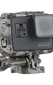 Antichoc Cadre standard Extérieur Antichoc Résistant aux chocs Pour Caméra d'action Gopro 6 Gopro 5 Camping / Randonnée Cyclotourisme Ski