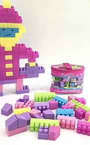 GDS-set Byggklossar Leksaker Tomtekostymer tecknad Shaped Människor Familj Handväskor Tecknade leksaker Tecknad design GDS (Gör det själv)