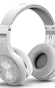 Bluedio H+ Over øre Trådløs Hodetelefoner dynamisk Plast Sport og trening øretelefon Med volumkontroll / Med mikrofon Headset