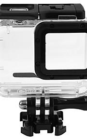 Action Kamera / Sportskamera Udendørs Bærbar Etui Vand Afvisende Til Action Kamera Gopro 6 Gopro 5 Strand Dykning Ski Snesport Vandsport