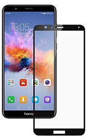 Screen Protector for Huawei Honor 7X Tempered Glass 1 pc Front Screen Protector 2.5D Curved edge Explosion Proof Scratch Proof
