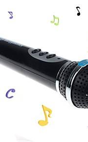 Microfone Instrumento Musical de Brinquedo Inovador Crianças 1pcs
