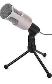 SF960 LedningMicrophoneMikrofon Computer Mikrofon Kondensator Mikrofon