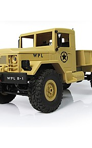 RC Auto * LKW Off Road Auto High-Speed 4WD Treibwagen 1:16 Bürster Elektromotor 10 KM / H