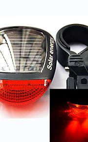 Baglygte til cykel LED - Cykling Nemt at bære Anden 50 Lumen Soldrevet Cykling