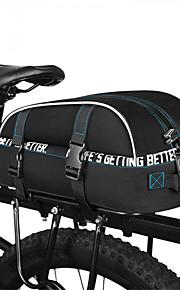 Sac de Vélo Sacs de Porte-Bagage Etanche Fitness Sac de Cyclisme Polyester/Coton Sacoche de Vélo Cyclisme Cyclisme