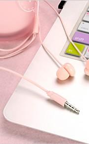 xo s12 type d'oreille fil de contrôle de la musique des écouteurs miniature d'usage général