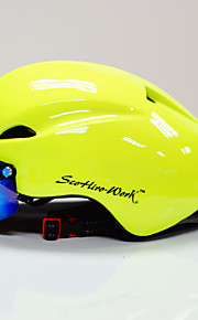 Scohiro-Work 成人 バイクヘルメット CE サイクリング 10 通気孔 抗衝撃 ワンピース サイズ調整機能 取り外し式ゴーグル付き 超軽量(UL) マウンテンサイクリング ロードバイク レクリエーションサイクリング