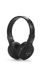 écouteurs n85 écouteurs sans fil en plastique écouteurs de téléphone portable hifi avec micro casque