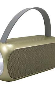 MOXO T2329A Bluetooth 4.1 3.5mm Højtalere Til Boghylder Guld Sort Sølv Mørkeblå Rød