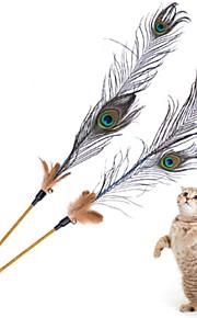 kot zabawki dla kota zabawki dla zwierząt zabawki interaktywne zapowiedź zabawka stres i lęk ulga jingle dzwonek z tworzywa sztucznego dla