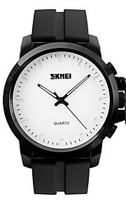 Homens Crianças Relógio de Moda Relógio Casual Relógio Esportivo Japanês Quartzo Calendário Impermeável Relógio Casual Mostrador Grande