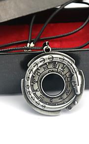 Orologio Distintivo Ispirato da Assassino Conner Anime Accessori Cosplay Collane