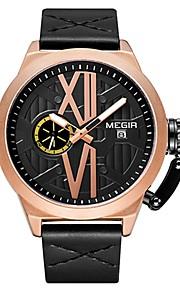 Homens Crianças Relógio de Moda Relógio Elegante Relógio de Pulso Suíço Quartzo Calendário Cronógrafo Impermeável Noctilucente Relógio