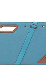"""Nylon Solid Shoulder Bag 12"""" Laptop"""