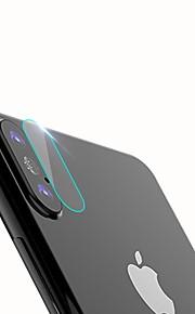Screen Protector Apple na iPhone X Szkło hartowane 1 szt. Folia ochronna na tył Odporne na zadrapania Wysoka rozdzielczość (HD)
