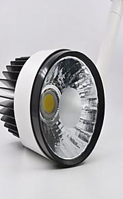 1szt 30W 1 Diody LED Łatwa instalacja Oświelenie szynowe Ciepła biel Naturalna biel Biały AC 86-220V