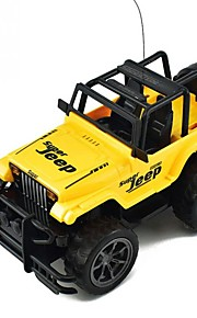 Voitures RC  4 canaux 2.4G Voiture hors route 1:24 KM / H
