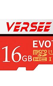 Versee 16GB SD Karten Micro-SD-Karte TF-Karte Speicherkarte UHS-I U3