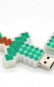 Ants 8GB minnepenn USB-disk USB 2.0 Plast