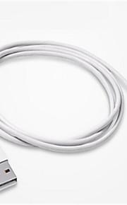 תאורה מתאם כבל USB תשלום מהיר מהירות גבוהה כבל עבור iPhone 200 cm TPE