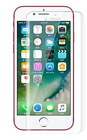 Skærmbeskytter Apple for iPhone 8 iPhone 7 iPhone 6s iPhone 6 TPU Hydrogel 1 stk Skærmbeskyttelse Anti-fingeraftryk Ridsnings-Sikker High