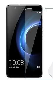 Skärmskydd Huawei för Huawei Honor V8 PET 1 st Displayskydd framsida Reptålig Ultratunnt Explosionssäker