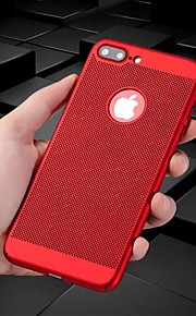 Hülle Für Apple iPhone 8 iPhone 8 Plus Ultra dünn Rückseite Volltonfarbe Hart PC für iPhone 8 Plus iPhone 8 iPhone 7 Plus iPhone 7 iPhone