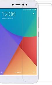 Skärmskydd XIAOMI för Redmi 5A Härdat Glas 1 st Displayskydd framsida Anti-fingeravtryck Reptålig Ultratunnt Explosionssäker 2,5 D böjd