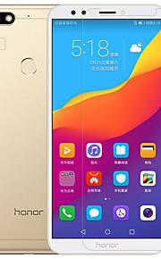 Skärmskydd Huawei för Honor 7C(Enjoy 8) Y9 (2018)(Enjoy 8 Plus) PET Härdat Glas 2 sts Front och kameralinsskydd Antiglans