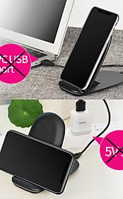 hoco شاحن لاسلكي USB شاحن USB شاحن لاسلكي 1 منفذ USB 1 a / 1.5 a dc 9v / dc 5v for