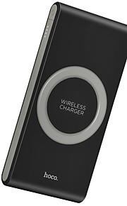 8000 mAh Voor Power Bank externe batterij 5 V Voor 2.1 A / 1 A Voor Oplader Draadloze oplader LED