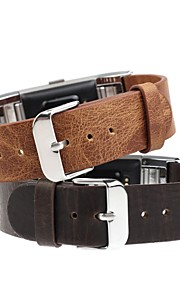Watch Band for Fitbit Charge 2 Fitbit Leather Loop Genuine Leather Wrist Strap