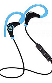 Factory OEM Στο αυτί Ασύρματη Ακουστικά Κεφαλής Πλαστική ύλη Αθλητισμός & Fitness Ακουστικά Με Μικρόφωνο / Με Έλεγχος έντασης ήχου Ακουστικά