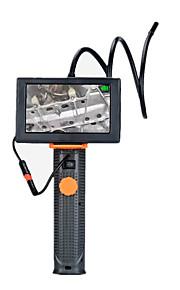 Βιομηχανικό ενδοσκόπιο 8,5 mm Βιομηχανικό ενδοσκόπιο 10 cm μήκος εργαλείο επιδιόρθωσης αυτοκινήτου ενδοσκοπίου υψηλής ευκρίνειας 4,3 ιντσών