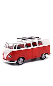 Игрушечные машинки Автобус Автомобиль Взаимодействие родителей и детей Алюминиево-магниевый сплав Детские Все Игрушки Подарок