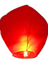 kongming 빛 비행 하늘 랜턴 (색상 랜덤)