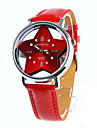Women's and Girl's Fashion Wrist Watch (Red)  Cool Watches Unique Watches