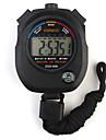 """1,4 """"ЖК-цифровой спортивный секундомер с компасом и ремень (1 х LR44)"""