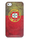 caso antique bandeira de Portugal para iphone 4 e 4S